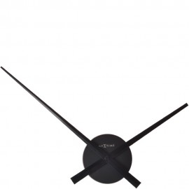 Mini Black Hands Wall Clock 40cm