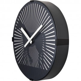 Walking Horse Moving Wall Clock 30.5cm