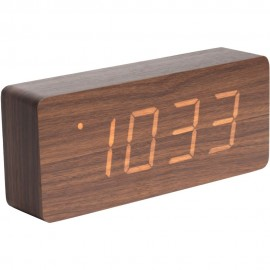 Tube Table Clock 21cm