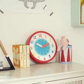 Tell The Time Wall Clock 25.5cm