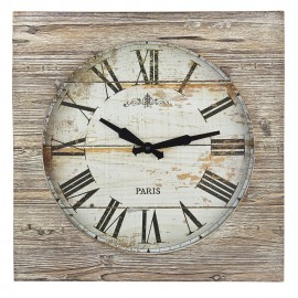 Mulberry Vintage Style Clock 50cm