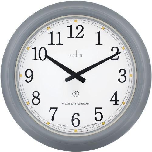 Heaton Outdoor Wall Clock 44.5cm