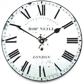 London Clockmaker Wall Clock 25.5cm
