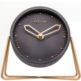Cross Table Clock 17.5cm