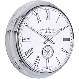 Royal Island Yacht Club Wall Clock 50cm