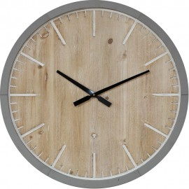 MDF Wall Clock Cut Out Batons 60cm
