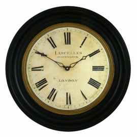 Traditional London Wall Clock 50cm