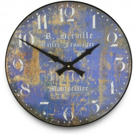 Large Montpellier Cheesemaker Wall Clock 49cm
