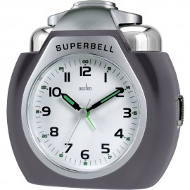 Superbell Extra Loud Alarm Clock 15cm