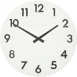 Camden Cotton White Wall Clock 50cm