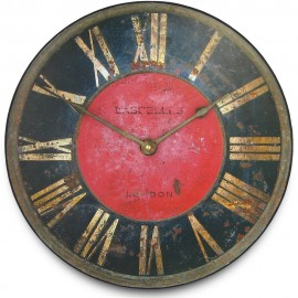 Turret Wall Clock 36cm