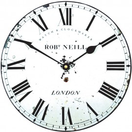 London Clockmaker Wall Clock 25.5cm or 36cm
