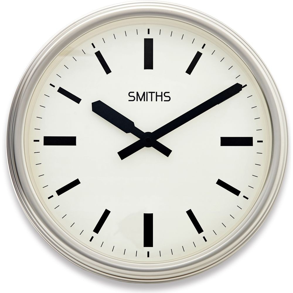London Retro Wall Clock 45cm
