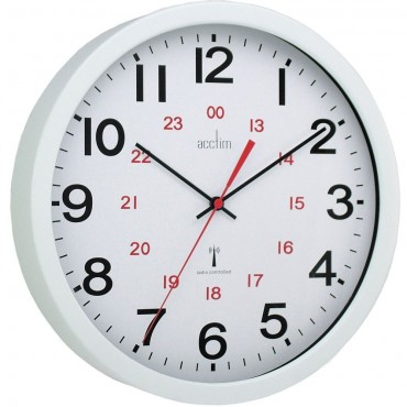 Controller Radio Controlled Wall Clock 30cm