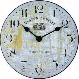 Gaston Mantel Clock 15cm
