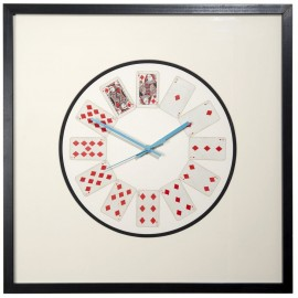 Patience Wall Clock 40cm