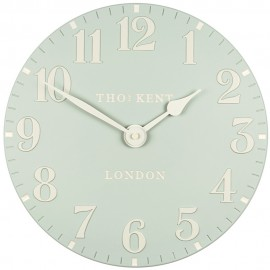 Arabic Duck Egg Wall Clock - 30cm or 50cm