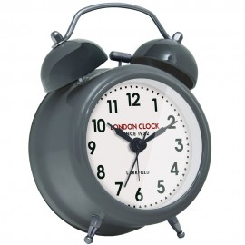Sweeping Small Belle Alarm Clock 12.5cm