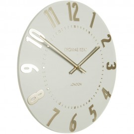 Mulberry Goldfinch Wall Clock 30cm