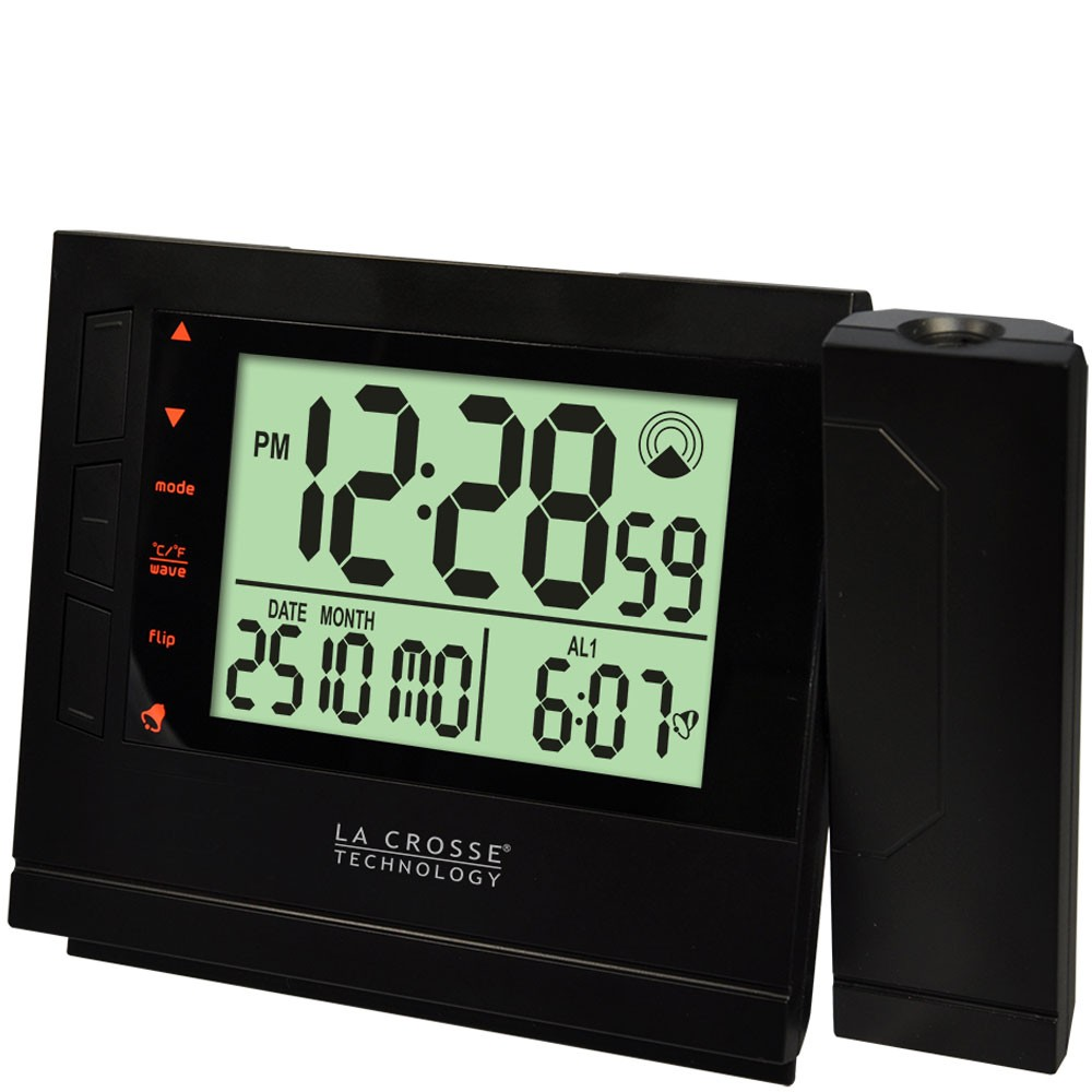 projection clock radio View and download radio shack projection clock radio 12-591 user manual online daytime/nighttime atomic-controlled projection clock radio projection clock radio 12-591 clock radio pdf manual download.
