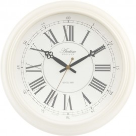 Reigham Clotted Cream Wall Clock 45.5cm