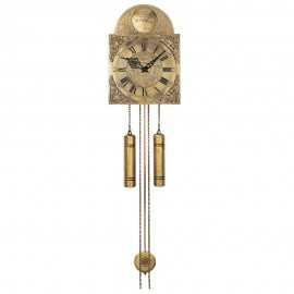 8 Day Chime & Strike Pendulum Clock 33cm