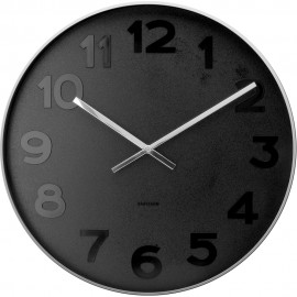Mr Black Wall Clock 51cm