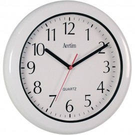 Oceana IP55 Rated Bathroom Wall Clock 30.5cm