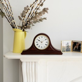 Westminster Chime Napoleon Mantel Clock 17.5cm