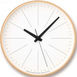 Silent Lines Wall Clock 30.5cm