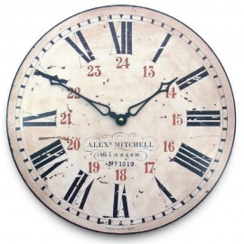 Glasgow Station Wall Clock 36cm