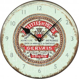 Rillettes De Tours Wall Clock 36cm