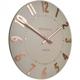 Mulberry Rose Gold Wall Clock 30cm