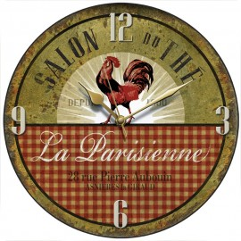 La Parisienne Wall Clock 28.5cm or 36cm