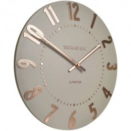 Mulberry Rose Gold Wall Clock 50cm