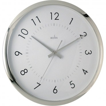 Yoko Silent Sweeping Wall Clock 32cm
