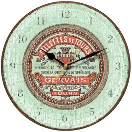 Rillettes De Tours Wall Clock 28.5cm
