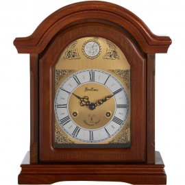 Redbridge Radio Controlled Chiming Mantel Clock 27cm