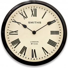 Smiths Large Roman Wall Clock 50cm