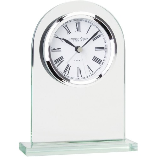 Arch Top Mantel Clock 14cm