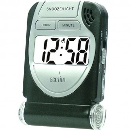 Smartlite Travel Alarm Clock 9cm