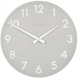 Camden Smoke Wall Clock 30cm or 50cm