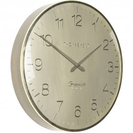 Greenwich Morning Gold Wall Clock 41cm