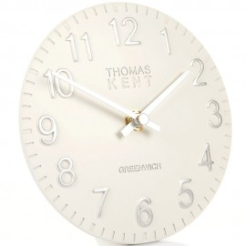 Cotswold Snowberry Mantel Clock 15cm