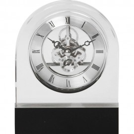 Arched Mantel Clock Skeleton Movement 11.5cm