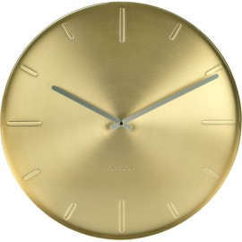 Belt Gold Wall Clock 40cm