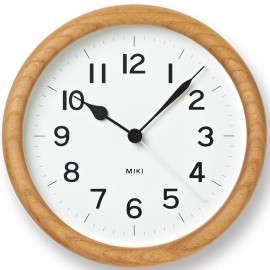 Miki Wall Clock 14.8cm