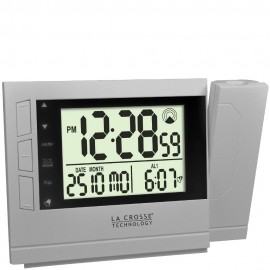La Crosse Radio Controlled Projection Clock 15.3cm