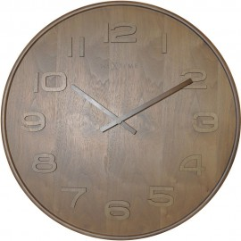 Wood Wood Wall Clock 53cm