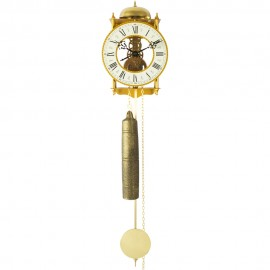 Houbrook 8 Day Chain Driven Pendulum Clock 60.5cm